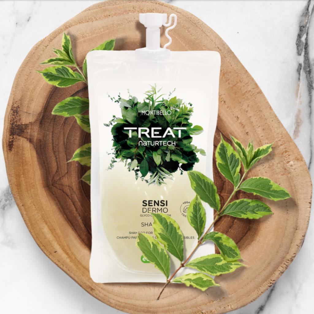 szampon treat naturtech sensi dermo