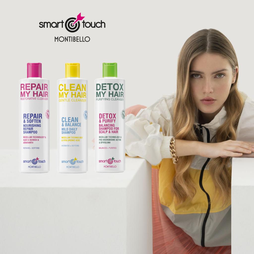 szampony micelarne smart touch